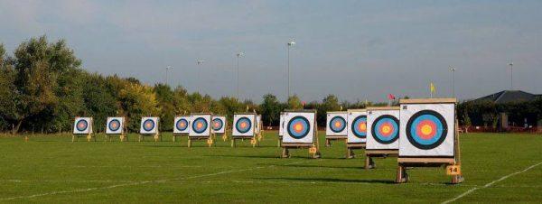 Jolly Archers 55th Western Shoot @ Jubilee Sports Field, Kings Ripton Road, Huntingdon   United Kingdom