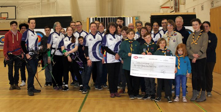 Sutton Scout Group and Ely Archers
