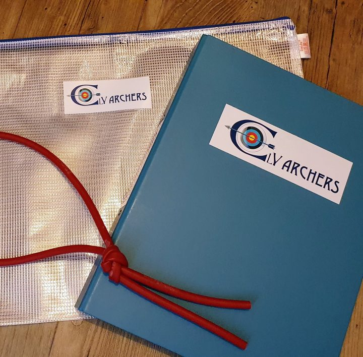 Ely Archers Folders and Clinibands