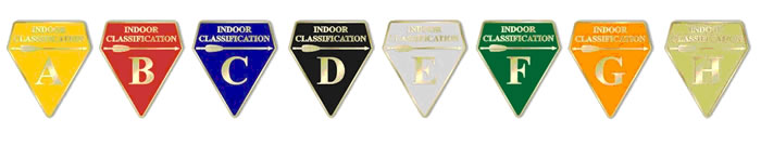 Indoor Archery Badges
