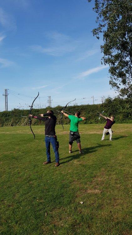 More clout archers