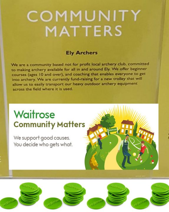 Ely Archers Waitrose 2019